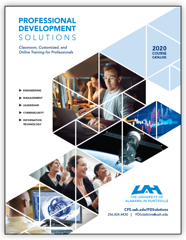 UAH Professional Development Solutions Course Catalog