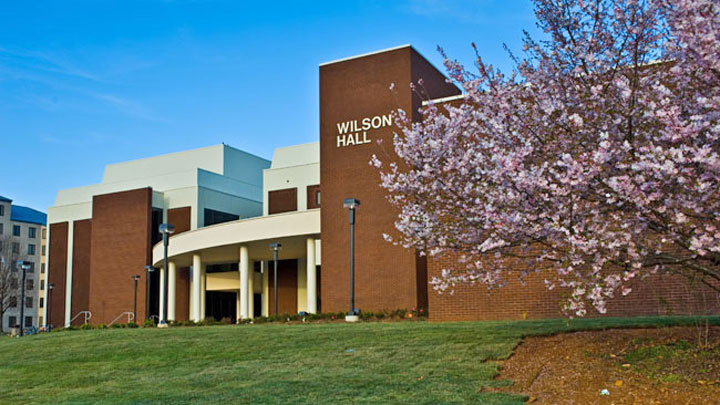 Wilson Hall UAH Campus