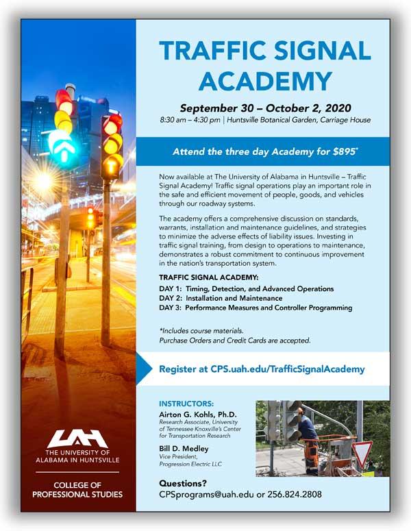 Traffic Signal Academy