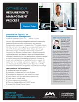 Requirements Management Process