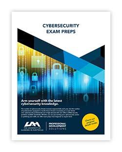 Cyber Security Exam Prep Brochure